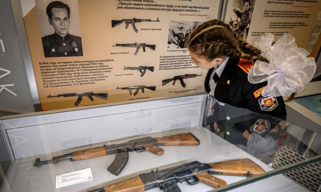 Nga kỷ niệm 100 năm sinh nhật cha đẻ súng AK