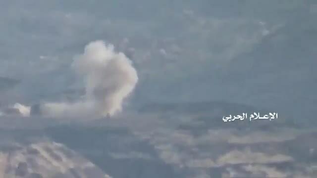Phiến quân Houthi tấn công mục tiêu của Arab Saudi