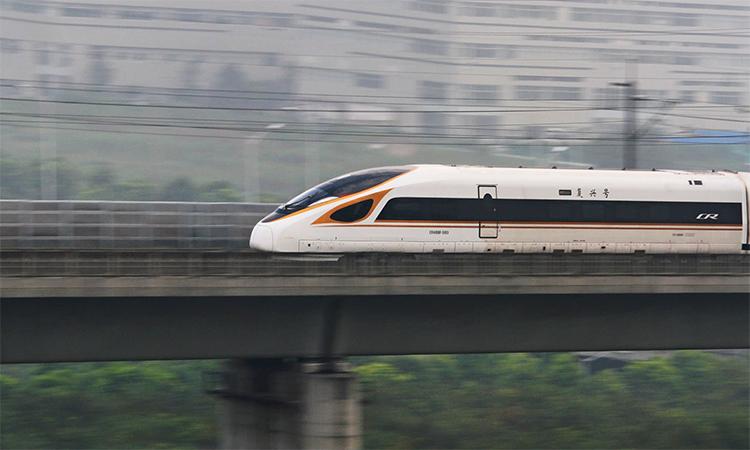 Title Mạng lưới đường sắt cao tốc lớn nhất thế giới của Trung Quốc