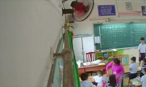 Cô giáo tiểu học đánh mắng học sinh bị xem xét đuổi việc