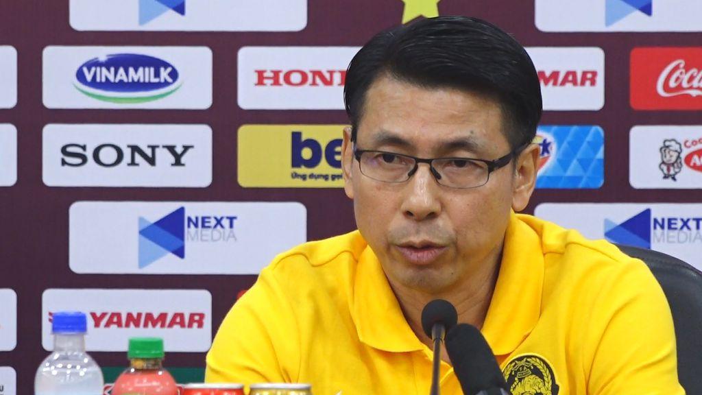 Họp báo trước trận Việt Nam - Malaysia