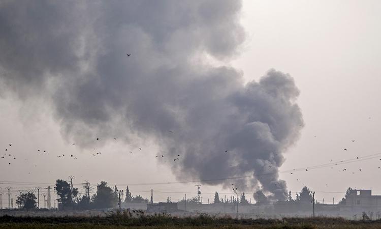 Chiến dịch quân sự của Thổ Nhĩ Kỳ tại Syria