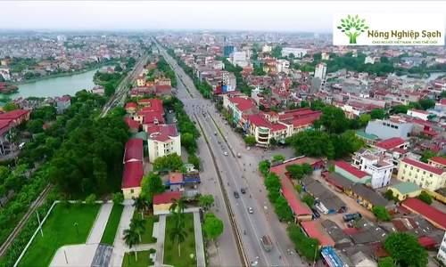 Bún Đa Mai, sản phẩm nông nghiệp Bắc Giang
