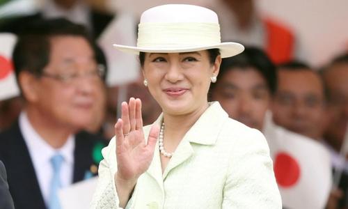Áp lực trên vai tân hoàng hậu Nhật Bản