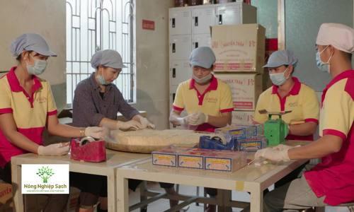 Công nghệ sản xuất phồng tôm Sóc Trăng