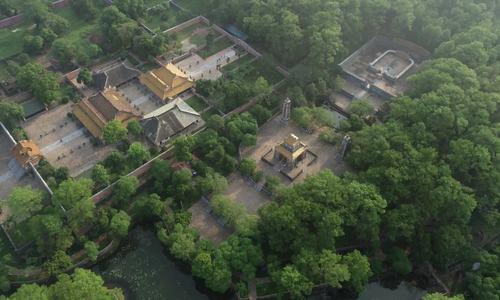 Nơi an giấc nghìn thu của vị vua trị vì triều Nguyễn lâu nhất