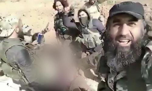 Phiến quân thân Thổ Nhĩ Kỳ bị nghi phạm tội ác chiến tranh