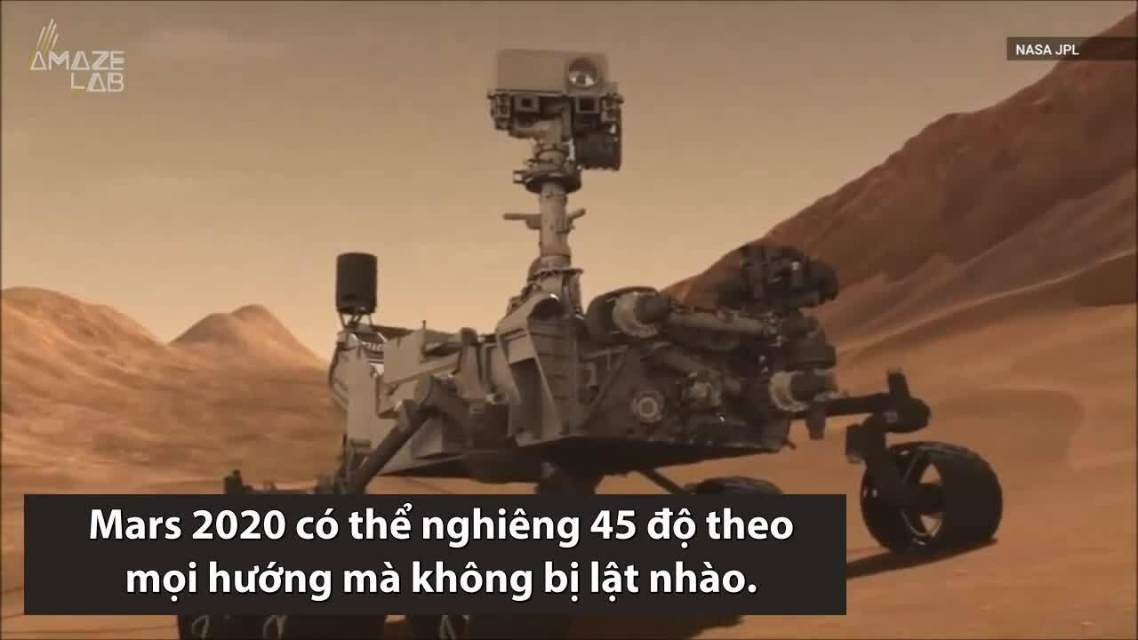 NASA sắp hoàn thiện xe thám hiểm sao Hỏa nặng hơn 1.000 kg