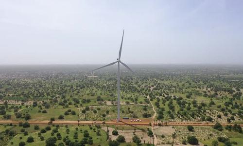Senegal sắp vận hành trang trại điện gió đầu tiên