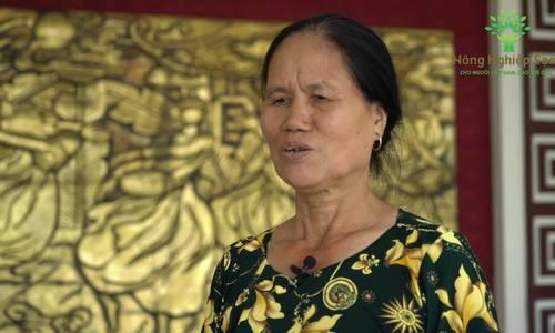 Phụ nữ huyện Quế Võ, Bắc Ninh học làm phân vi sinh