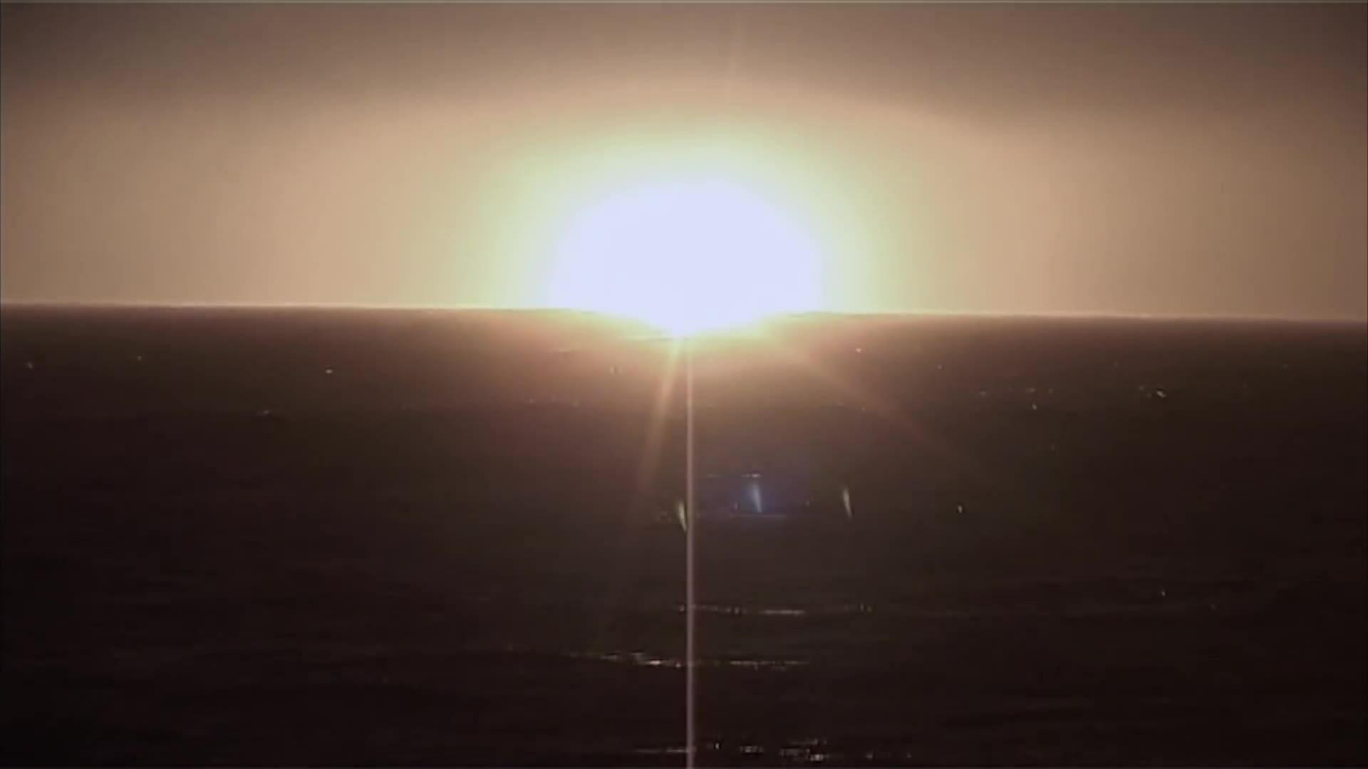 Tàu ngầm tối tân Nga lần đầu phóng tên lửa