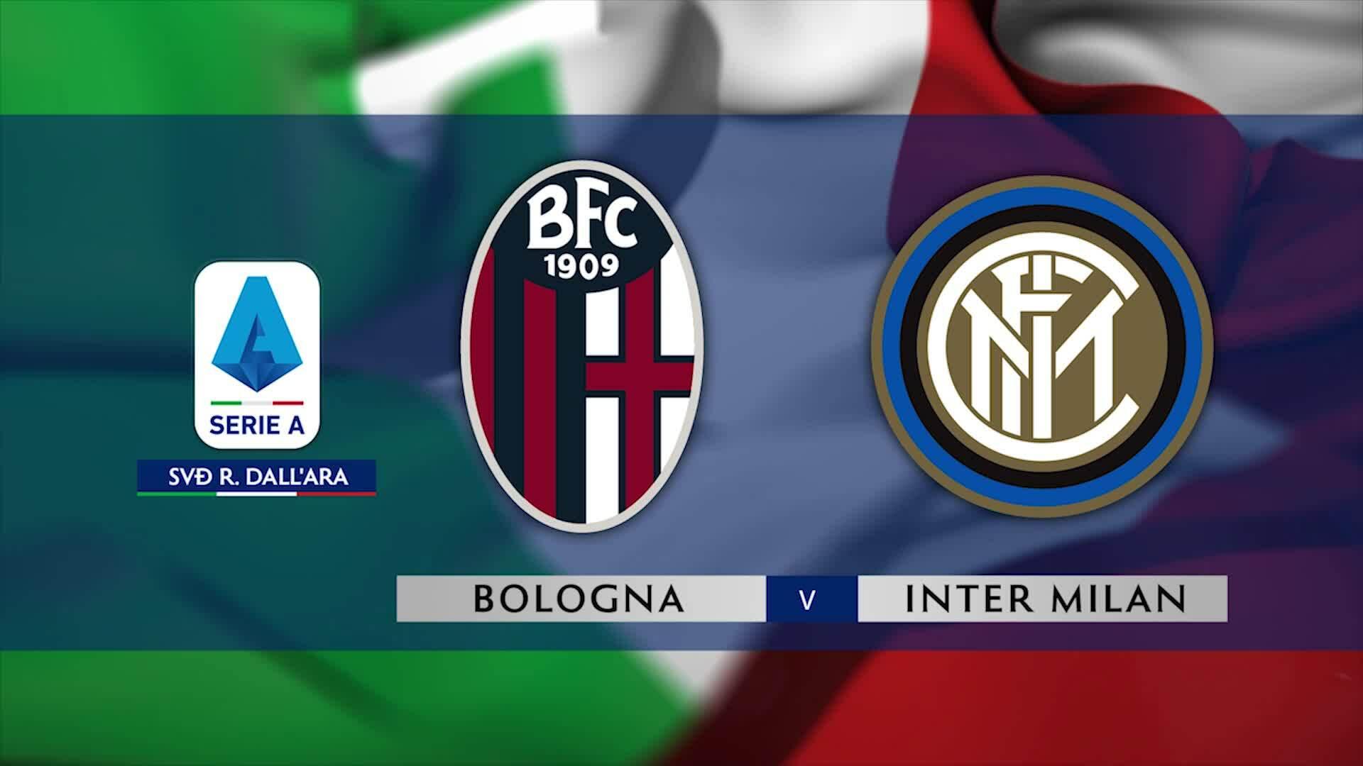 Bologna 1-2 Inter Milan