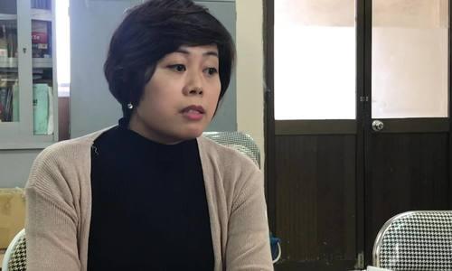 Bà Thuý Hằng nói về giáo trình có bản đồ đường lưỡi bò