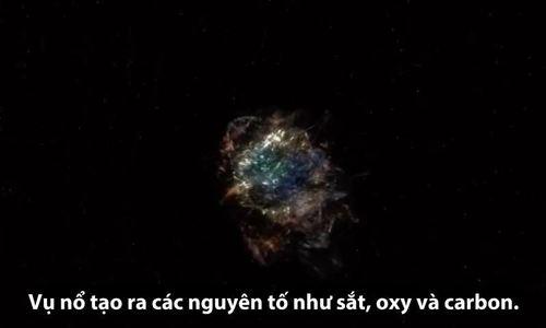 Nguồn gốc mảnh thiên thạch 4,5 tỷ năm tuổi