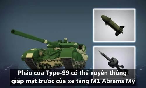 Mẫu xe tăng chủ lực 'chắp vá' của Trung Quốc