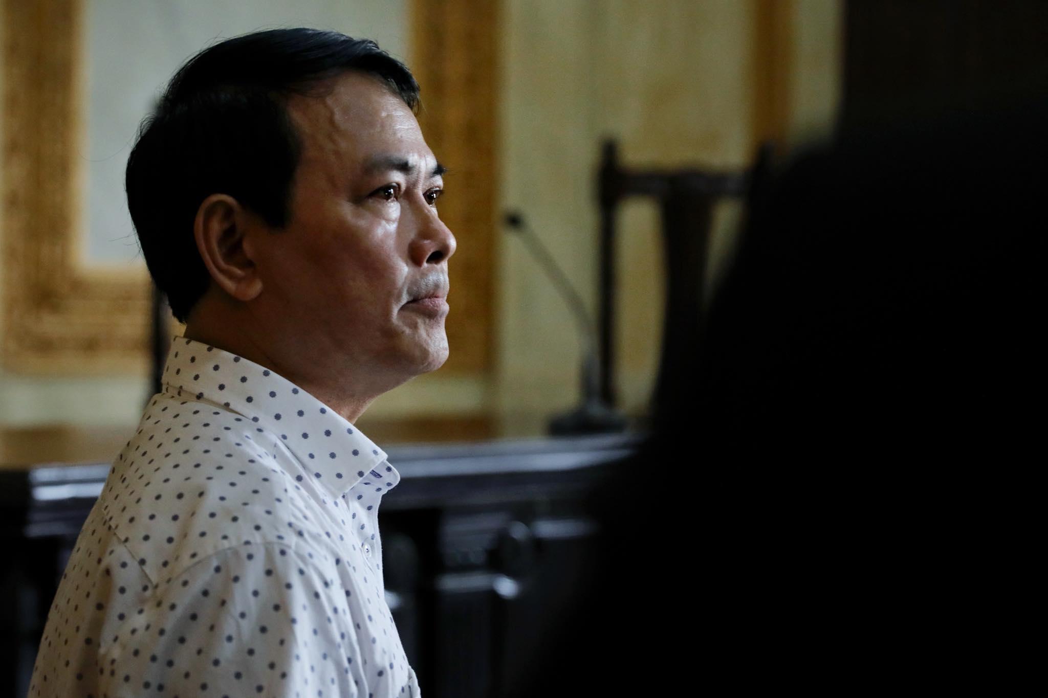 Y án ông Nguyễn Hữu Linh 18 tháng tù