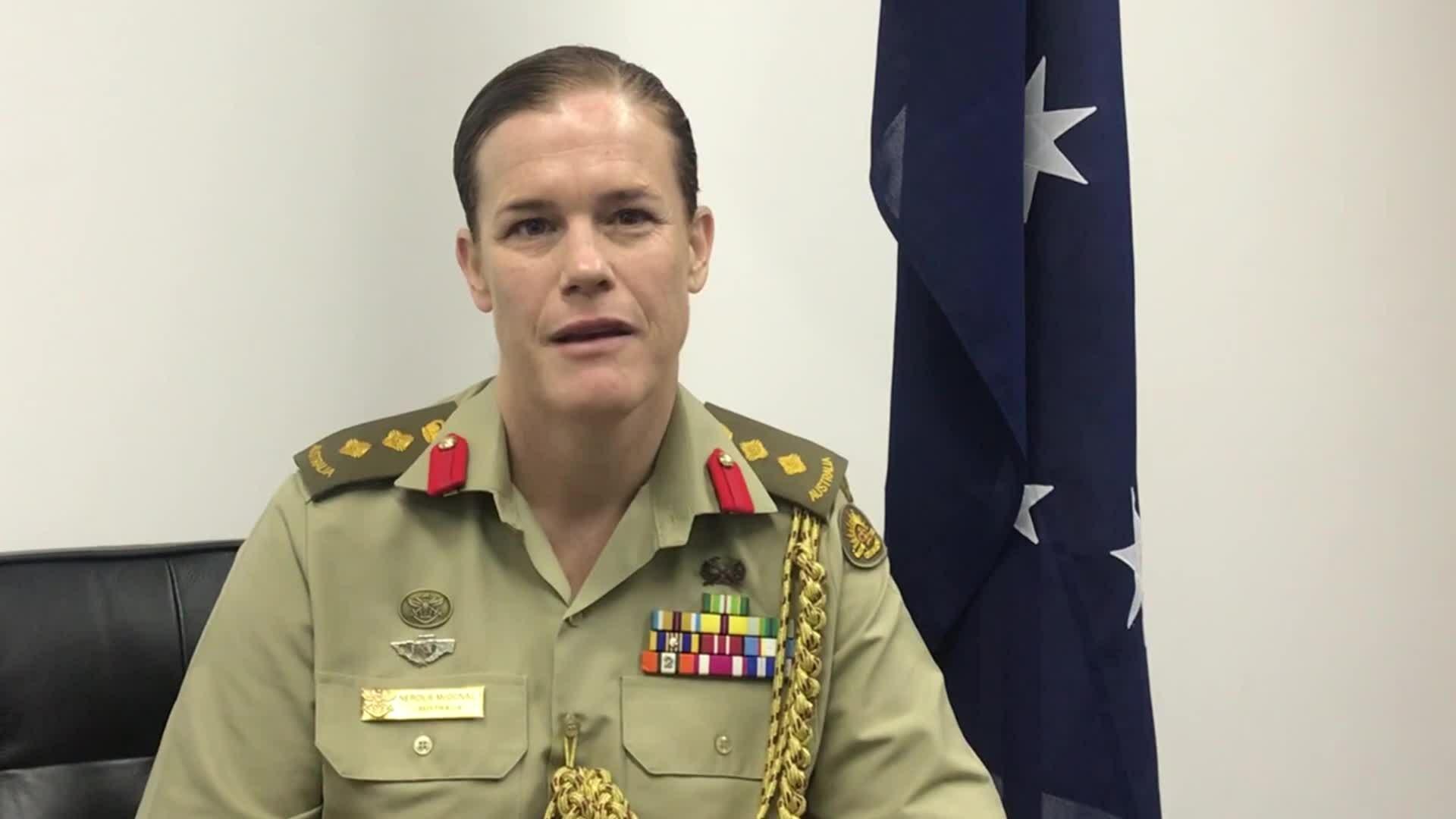 Tùy viên Quốc phòng Úc