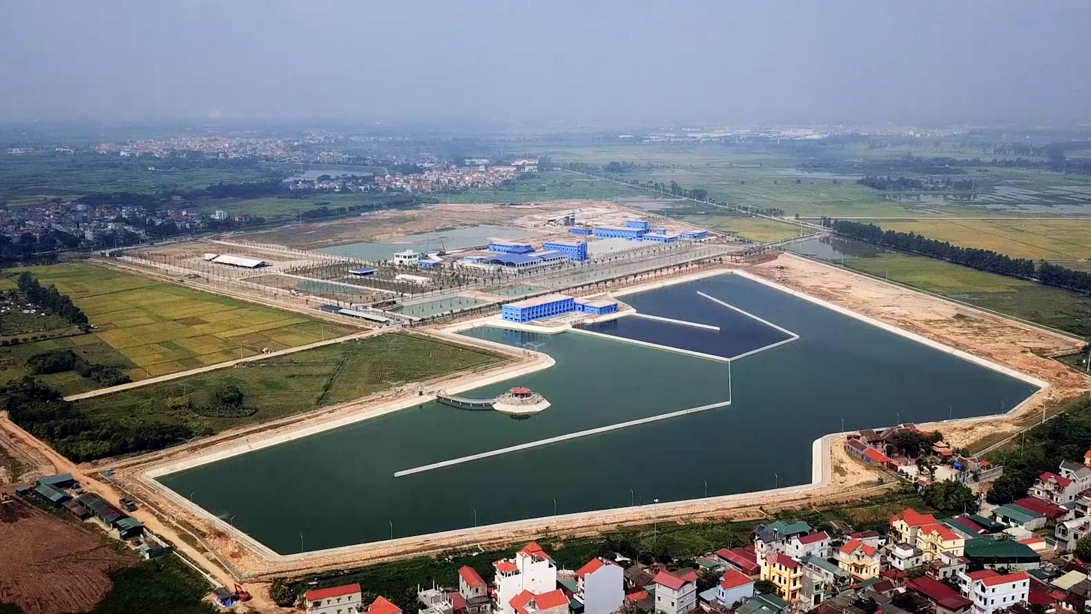 Chủ tịch Hà Nội nói về các nhà đầu tư nhà máy nước mặt Sông Đuống