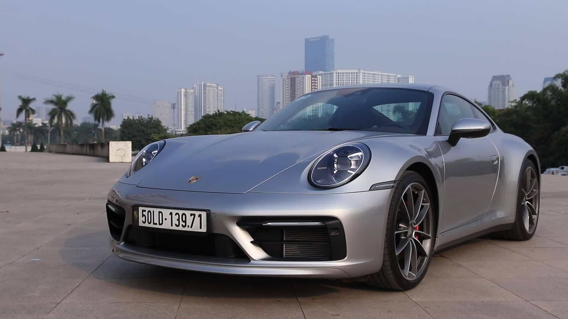 Porsche 911carrera S