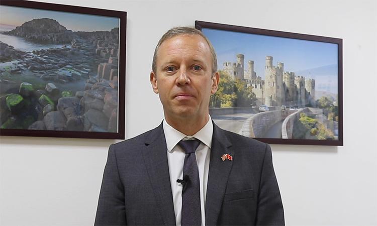 Đại sứ Anh sẽ thăm các tỉnh có 39 nạn nhân thiệt mạng
