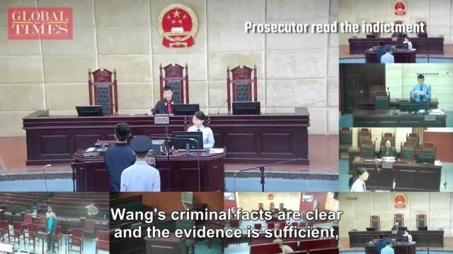 Trung Quốc tung video 'gián điệp đào tẩu' ra toà