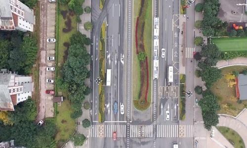 Trung Quốc đưa vào hoạt động tàu không đường ray