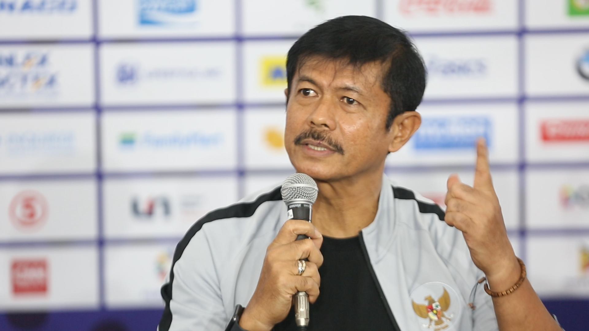 HLV Indonesia sợ bị lộ bài trước chung kết SEA Games