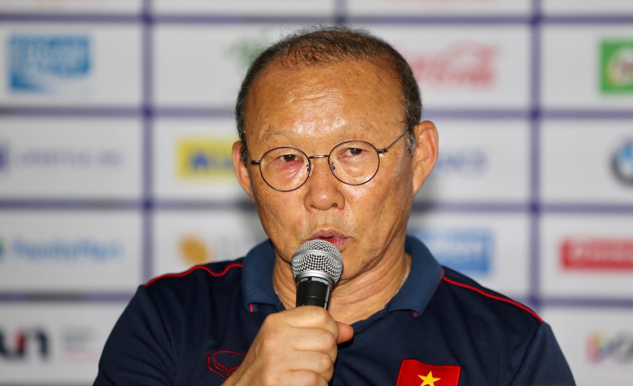Họp báo trước trận Chung kết Việt Nam - Indonesia