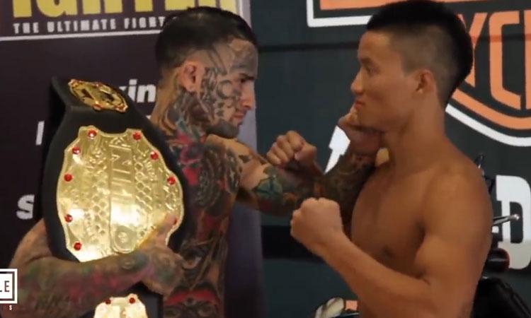 Mang đai vô địch ra oai, đối thủ bị võ sĩ gốc Việt hạ trong 25 giây
