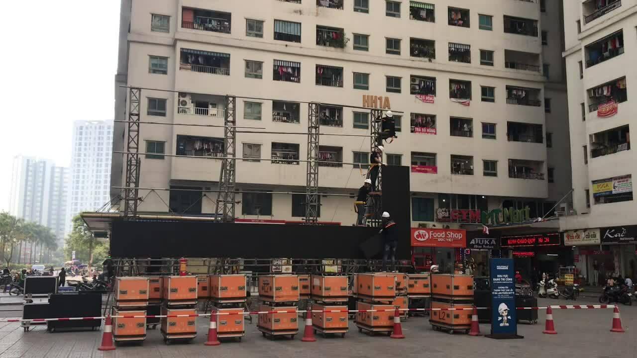 Nhiều địa điểm trực tiếp U22 Việt Nam trên màn hình led