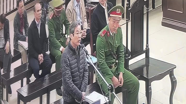 Ông Nguyễn Bắc Son phủ nhận cầm tiền (hoàn chỉnh)