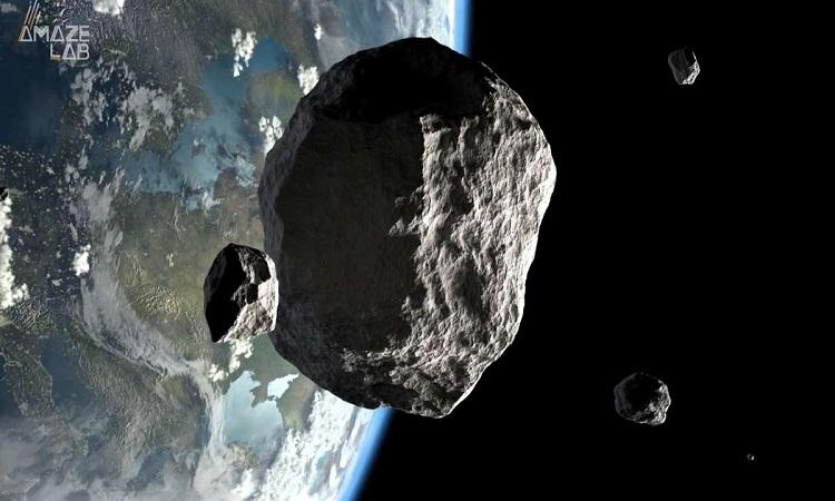 6 tiểu hành tinh sắp bay qua Trái Đất