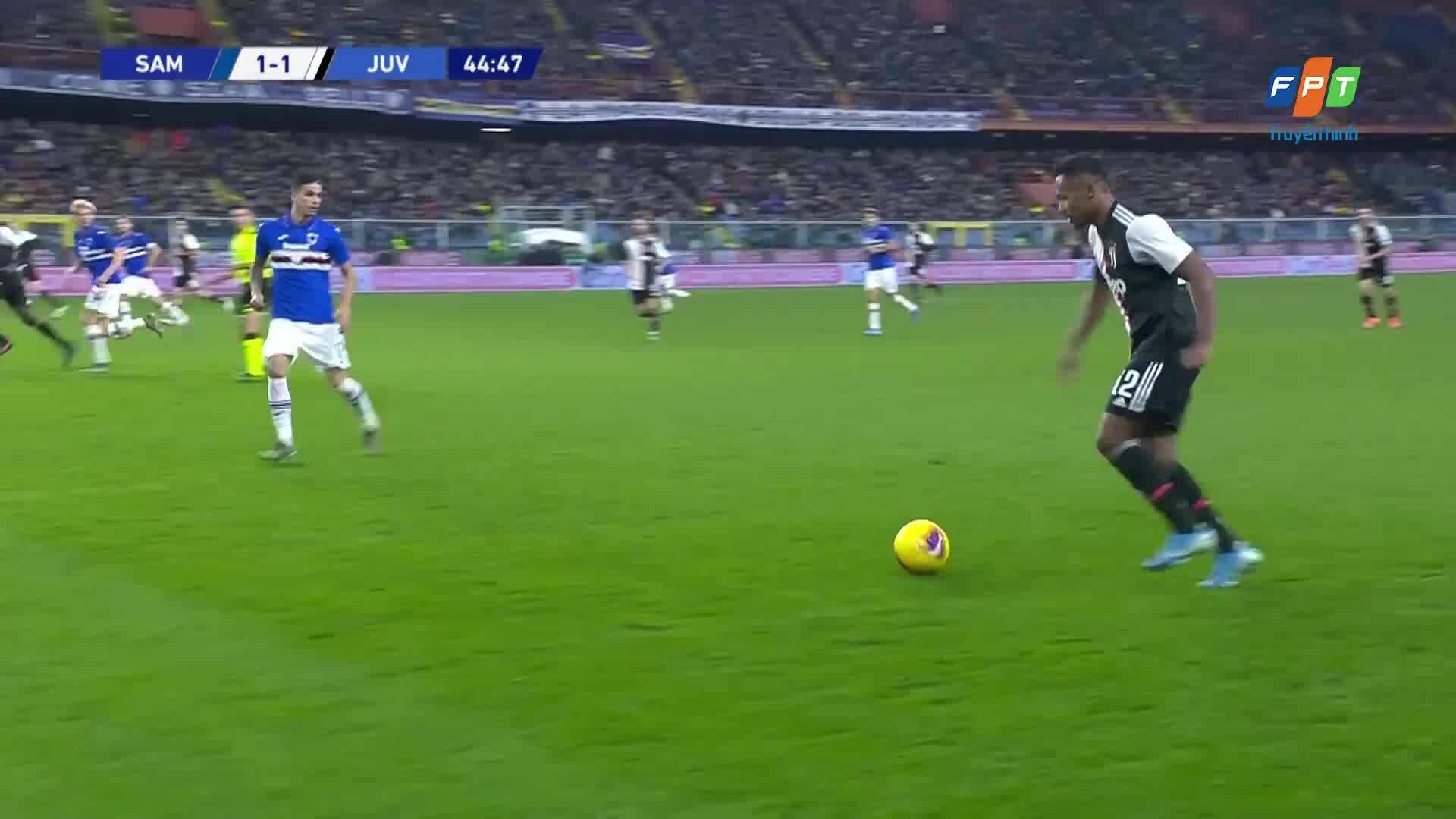Pha ghi bàn của Ronaldo