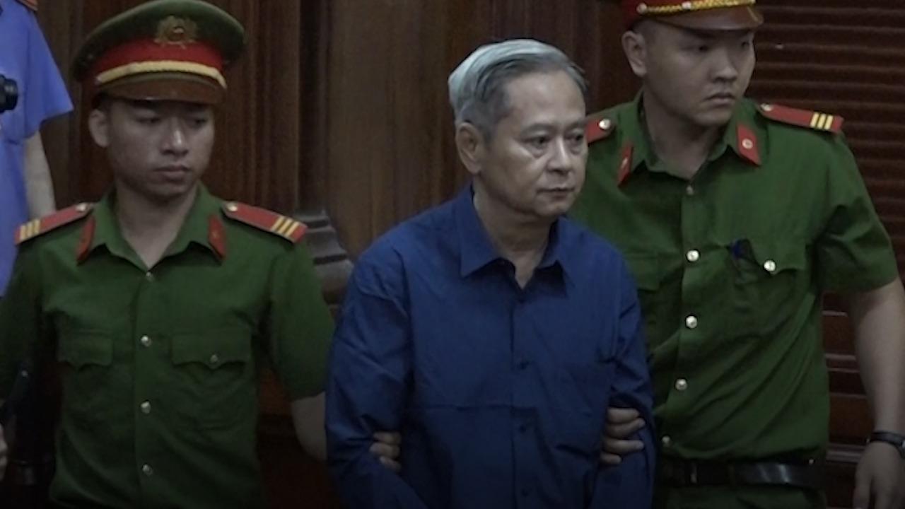 Xét xử ông Nguyễn Hữu Tín cùng đồng phạm