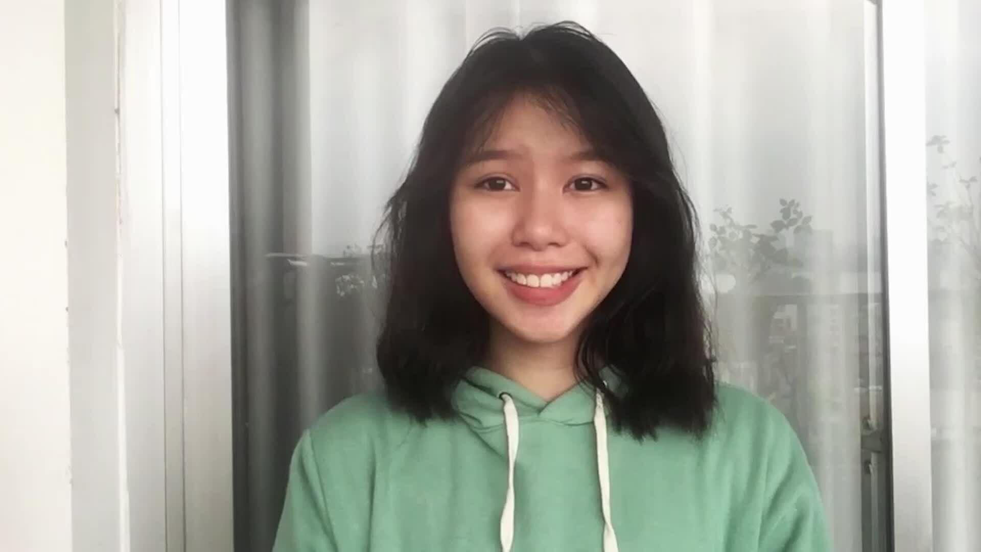Nữ sinh Hà Nội trúng tuyển đại học top 6 của Mỹ