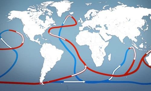 Dòng hải lưu điều tiết khí hậu châu Âu có thể ngừng chảy