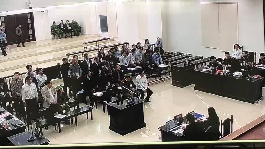 VKS nói có đủ chứng cứ tội trạng của Vũ