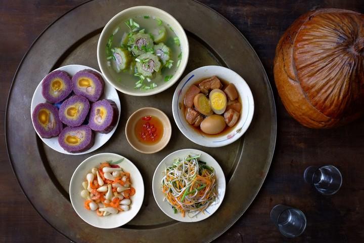 Традиционные блюда Тэта по-южному (ВИДЕО)