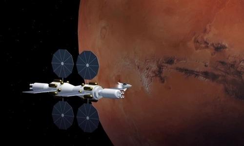 Kế hoạch đổ bộ Mặt Trăng và sao Hỏa của NASA