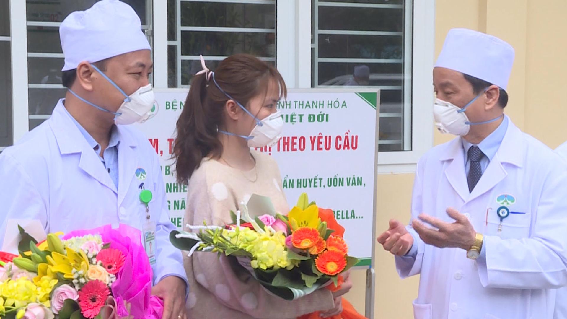 Bệnh nhân nhiễm nCoV tại Thanh Hóa xuất viện