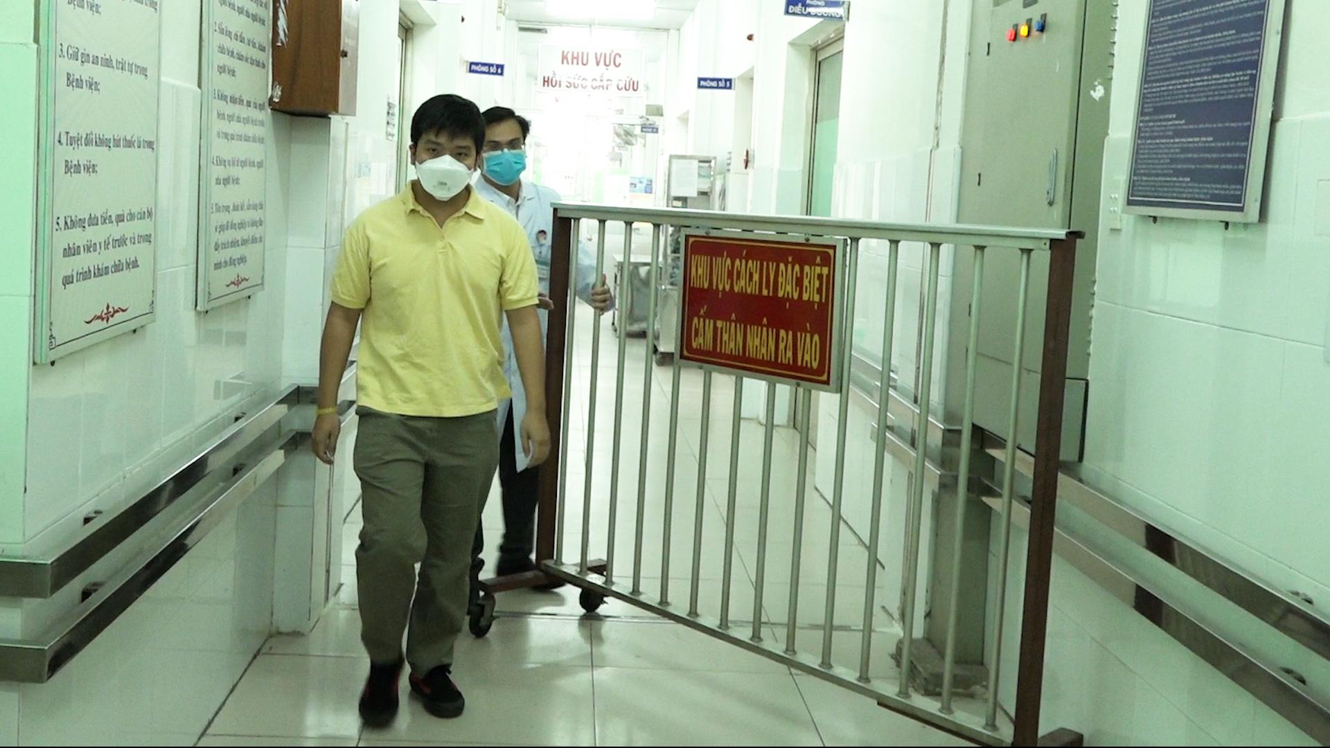Bệnh nhân nhiễm nCoV thứ hai xuất viện