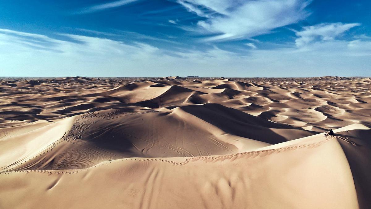 Những cồn cát có thể 'giao tiếp' với nhau