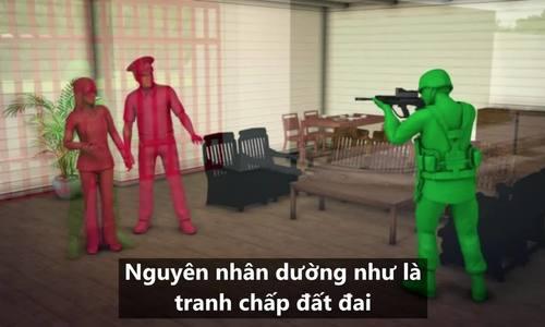 Vụ xả súng Thái Lan diễn ra như thế nào?