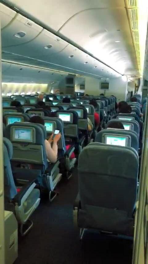 Chuyến bay lạ tới Bắc Kinh giữa dịch viêm phổi