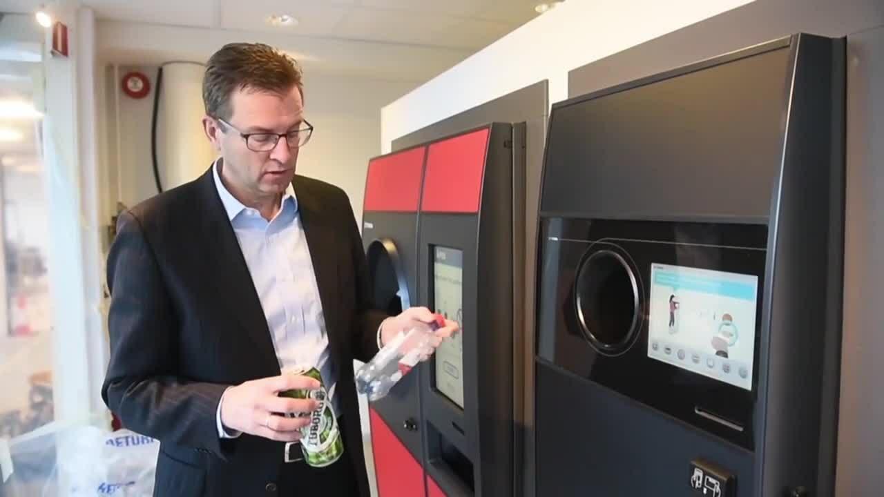 Giải pháp giúp Na Uy tái chế 97% rác thải nhựa