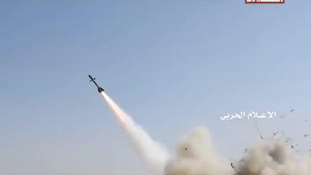 Dàn tên lửa phòng không Houthi đe dọa liên quân Arab