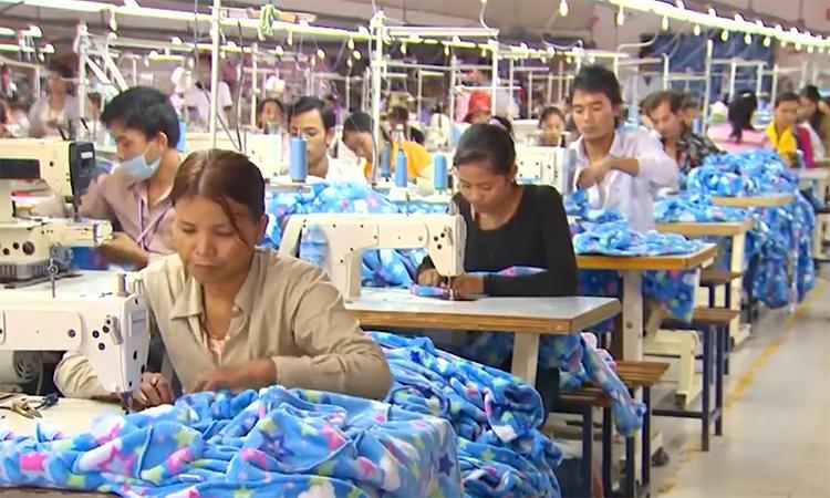 Campuchia lo ảnh hưởng kinh tế vì dịch Covid-19