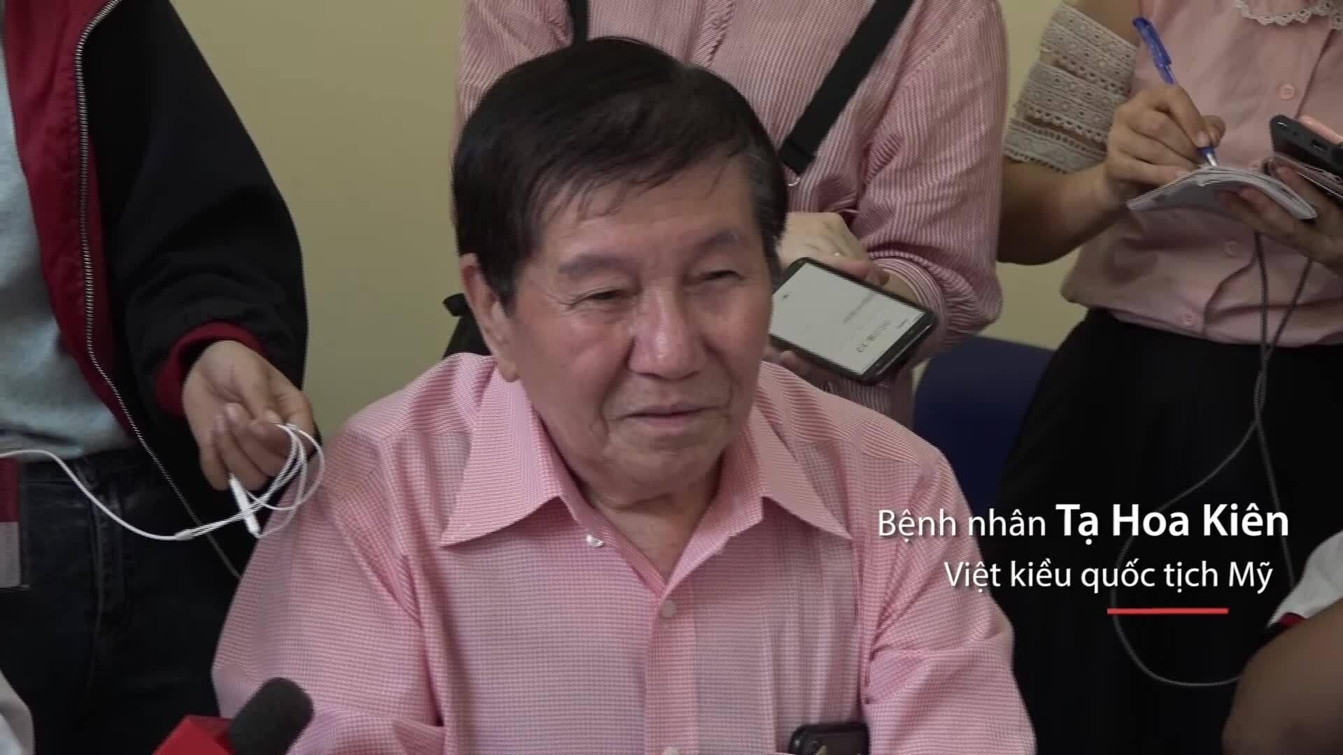 Việt kiều chữa khỏi nCoV: 'Bác sĩ đã trả lại tôi sự sống'