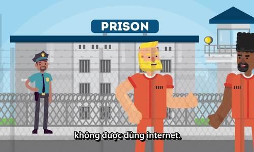 Giới thiệu hệ thống nhà tù Mỹ