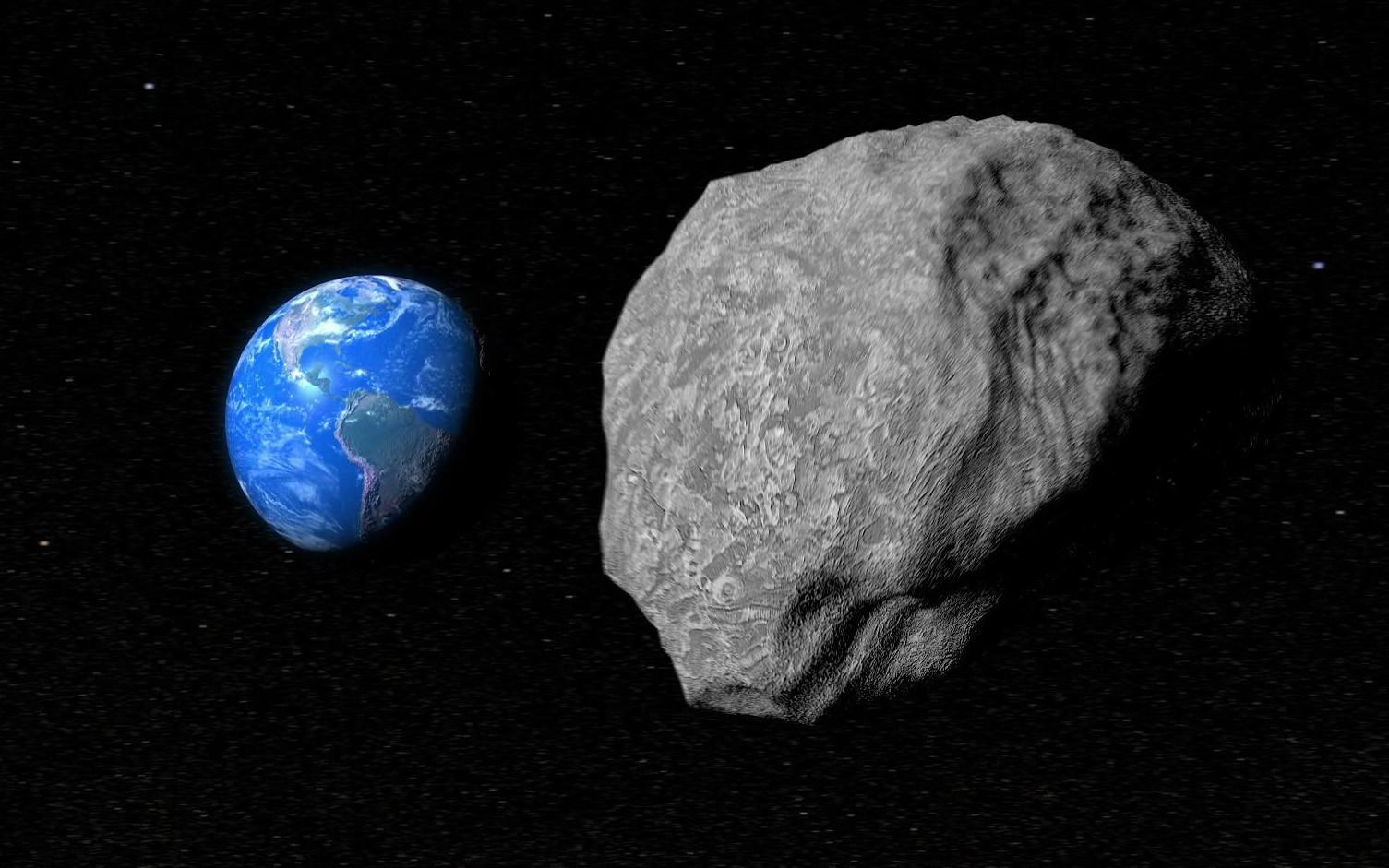 Phương án phòng vệ khi tiểu hành tinh lao vào Trái Đất